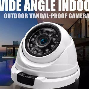 Dome Camera για Εσωτερικό και Εξωτερικό Χώρο!