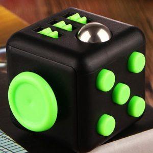 Anti Stress Fidget Cube Αγχολυτικός Κύβος!