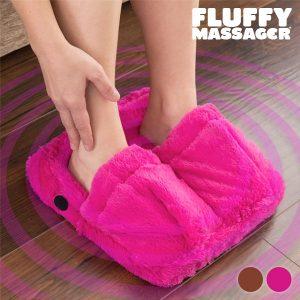 Fluffy Massager Για Μασάζ Ποδιών!! Ζεσταίνει και Χαλαρώνει τα Πόδια!