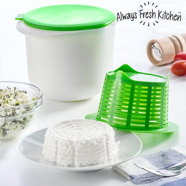 Εργαλείο Για να Φτιάξετε Δικό Σας Σπιτικό Τυρί!