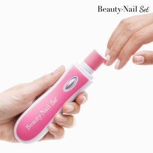 Λίμα Για Γυάλισμα Νυχιών Beauty Nail Σετ με 5!