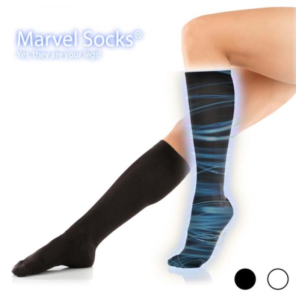 Κάλτσες Χαλάρωσης Marvel Socks!