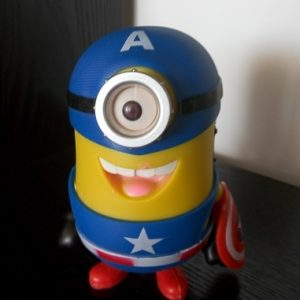 Φορητό Ηχείο Bluetooth,USB/SD,FM Radio Minion!