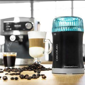 Cecotec TitanMill Για Άλεσμα Καφέ!