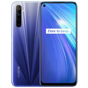 REALME 6 128gb 8gb Ram LTE Dual SIM!