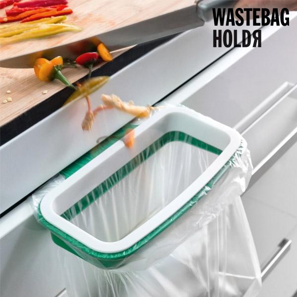 Στήριγμα για Σακούλες Σκουπιδιών Wastebag HoldЯ!