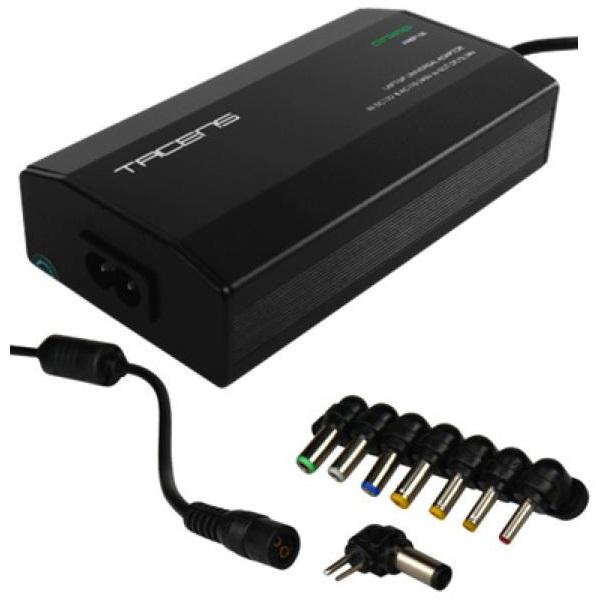Πολυφορτιστής Laptop 100 Watt με 8 υποδοχές!Ιδανικό για IBM, SONY, TOSHIBA, HP/COMPAQ, DELL, ACER, FUJITSU, SHARP!