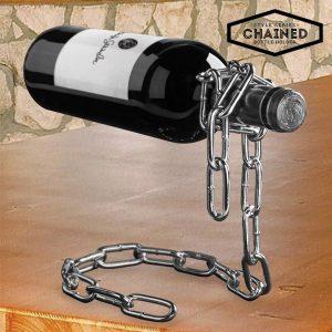 Βάση Μπουκαλιού Κρασιού σε Σχήμα Αλυσίδας!